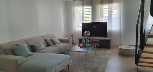 Bel appartement en duplex de 3.5 pièces à 9 minutes d'Yverdon