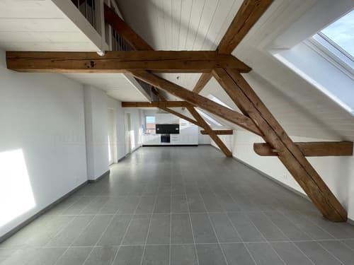 Appartement 3.5 pièces avec jardin - NEUF - ROPRAZ