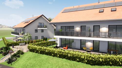 Surface de bureau à vendre à Sullens - Les Terrasses