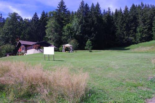 À vendre, Terrain, 1882 Gryon, Réf Parcelle 3251 - Route de Solalex