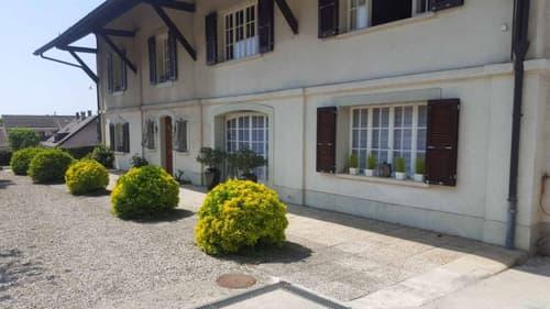 Au coeur de Begnins - Joli appartement de 3.5 pièces au 1er étage avec balcon