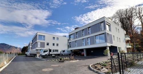 Nouvelle promotion: 3 Immeubles de chacun 3 appartements «Résidence la lisière» - B2.1