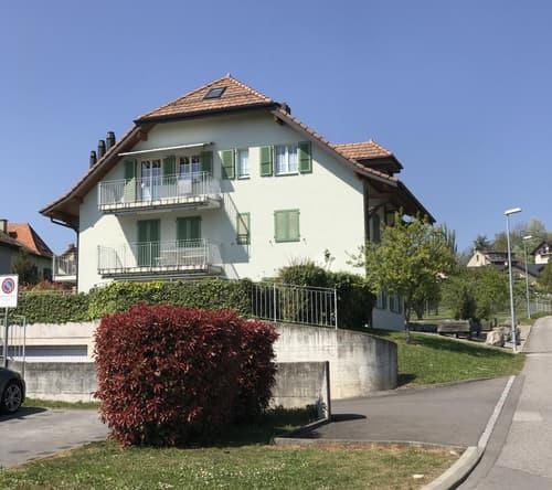 Appartement de 4,5 pièces avec mezzanine - Montreux/Clarens