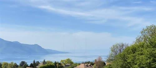 Immeuble de rendement à Chailly-Montreux avec magnifique Vue sur Lac et Montagnes