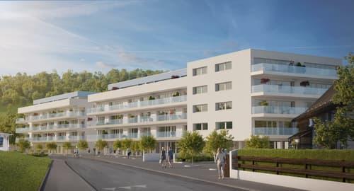 Résidence « Bois Murat » - Nouvelle construction de 30 appartements en PPE à vendre sur plan
