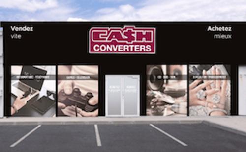 Ticino : Franchising Cash Converters