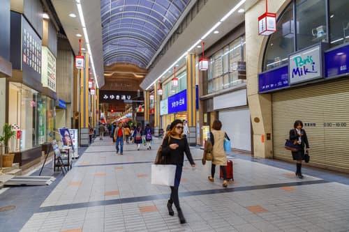 Vaud : Centre Commercial Arcade pour Enseigne à céder