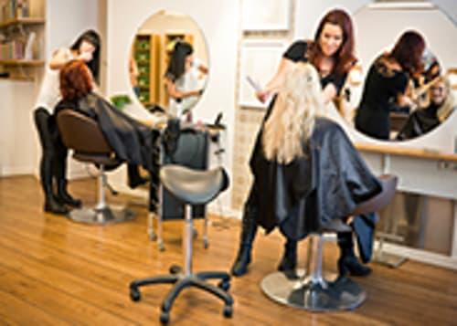 Lugano Centro : Elegante Salone da Parrucchiere