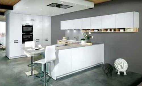 Suisse Romande : Franchise cuisine, ammeublement