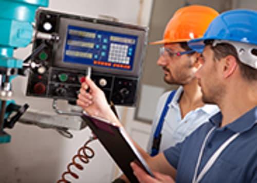 Ticino : Affermata azienda costruttrice di macchinari industriali