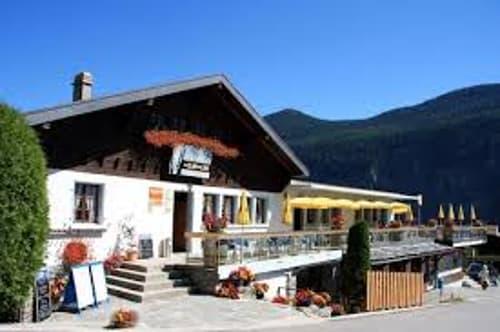 Alpes vaudoises : Restaurant d'altitude à vendre Murs et Fonds