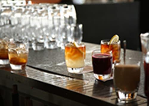Thyon-les -Collons : Magnifique Lounge Bar.