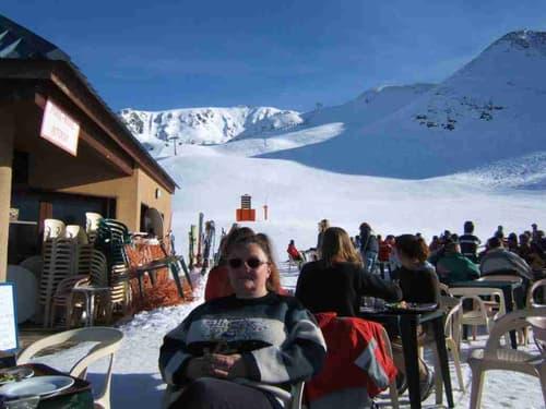 Station du Valais : Magnifique appart hôtel, bar, restaurant