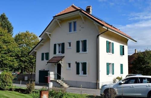 Maison locative de 4 logements avec potentiel