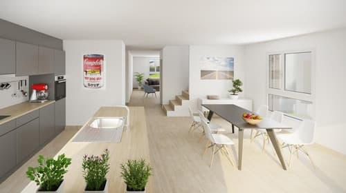 DERNIER APPARTEMENT ! Lot 3 - Appartement de 4.5 pièces en duplex