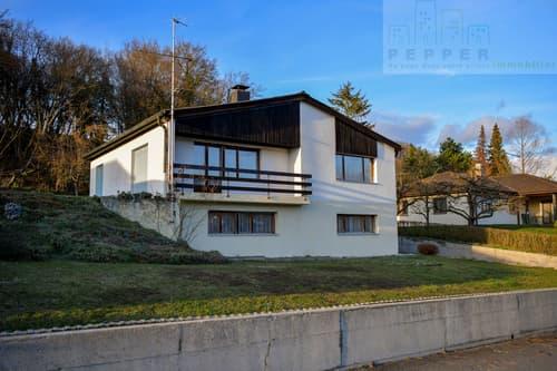 Belle maison familiale avec 1200m2 de terrain à Chevenez.