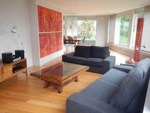 Splendide appartement meublé de 4.5 pces au centre de La Tour-de-Peilz