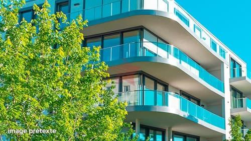 Immeuble résidentiel de 10 appartements à Sion