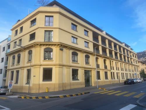 Bel appartement de 4.5p - La fonctionnalité à l'état pur
