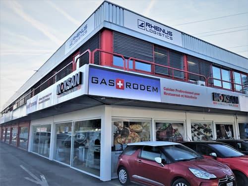 ZI Aclens-Moulin-de-Choc B - showroom, bureaux ou locaux de 279 m2