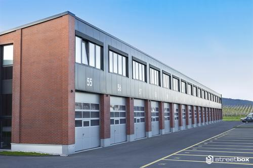 Halle modulable - bail flexible - loyer gratuit