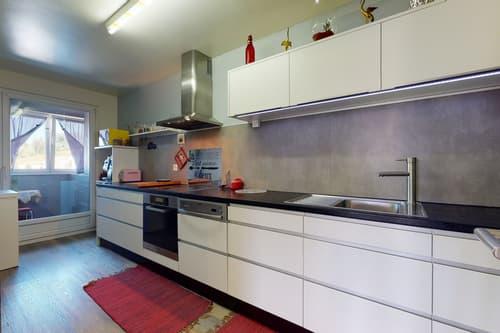 Appartement de 3,5 pce avec garage-box à La Chaux-de-Fonds!