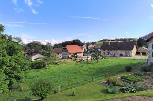 En exclusivité: terrain de 1'687 m2 à Rochefort