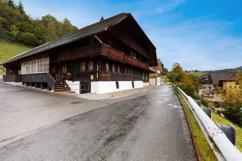 Gut erhaltenes und heimeliges Bauernhaus mit grossem Grundstück