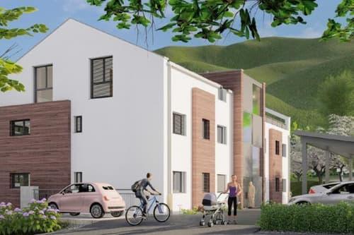 Magnifique appartement de 4.5 pièces avec terrasse (rez-de-jardin)