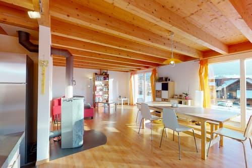 Magnifique villa lumineuse avec vaste terrain constructible