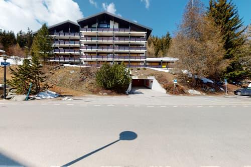 Les Collons - Studio neuf à deux pas des pistes de ski