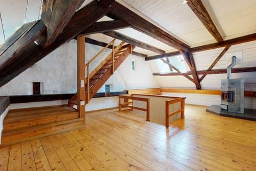 Charmante 3-Zimmer Maisonettewohnung an idyllischer Lage