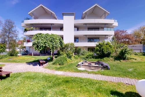 4.5 Zimmer Wohnung mit grossem Balkon an ruhiger und sonniger Lage