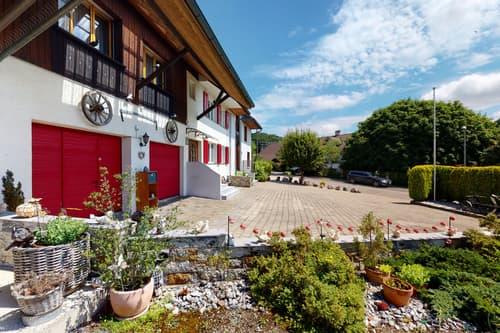 Charmantes 6 Zimmer Reihenmittelhaus an naturnaher Lage