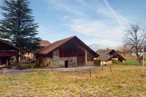 Opportunité exclusive - 1 villa ou 2 appartements à 2 km de Monthey