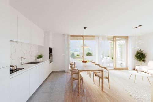 Le Clos du Soleil - Lot 12 - Appartement avec balcon (en coin)