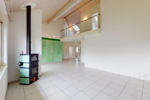 Helle 5½-Zimmer-Maisonette-Wohnung inkl. Tiefgarageneinstellplatz