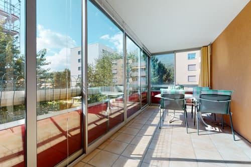 Appartement spacieux et lumineux avec loggia à Bevaix !