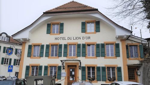 Remise de fonds de commerce - Hôtel-Restaurant à Vuarrens