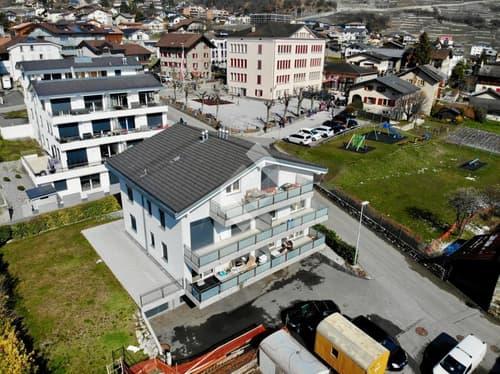 Immeuble de 5 appartements, partiellement loué