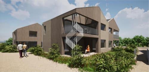 Villa contigüe de 3.5 pces avec jardin et terrasse. (1)