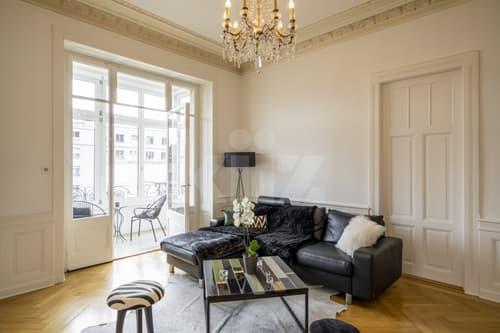 Splendide appartement traversant et lumineux