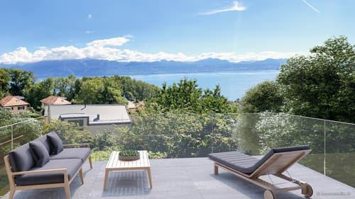Nouveau projet de 3 grandes villas avec belle vue sur le lac (1)