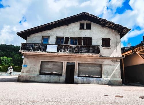 Maison entièrement à rénové  - 1971 Grimisuat