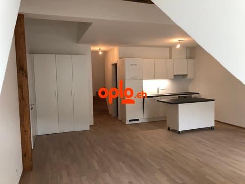 Appartement 2,5 pièces en duplex à louer à Sion