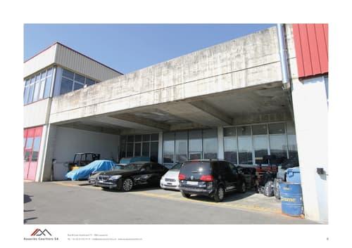 À vendre, Atelier, 1123 Aclens, Réf L-20-002