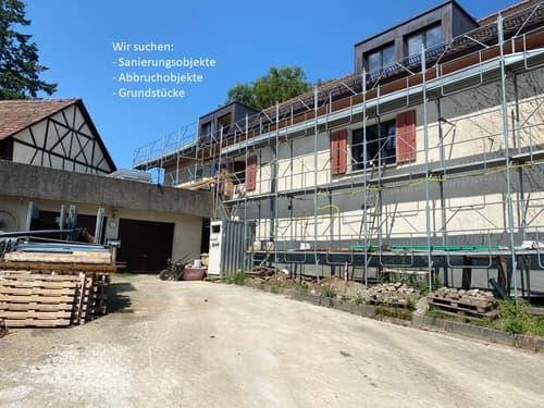 Wir suchen sanierungsbedürftige Mehrfamilienhäuser
