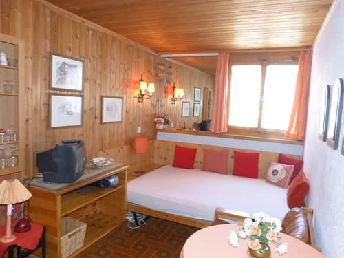 1-Zimmerwohnung Casa Biala 917 für Wintersaison 2021 - 2022