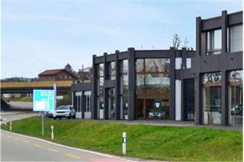 Ausstellungsräume mit Autowerkstatt & Tiefgarage & 40 Parkplätzen