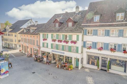 Charmantes Altstadthaus mit Potenzial in Bülach